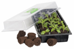 Hydrofarm JS24GP Mini Germination Station, 24 Grow Plugs