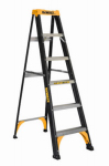 Louisville Ladder DXL3210-06 Step Ladder, Type II, Fiberglass, 6-Ft.