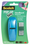 3M 96-G Pop-Up Tape Handband Dispenser + 75 Tape Strips