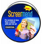 Spark Innovation 857101004662 Screen Repair Roll, Charcoal