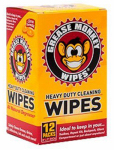 Beaumont Products 276064534 Cleaning Wipes, 12-Pk.