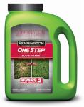 Pennington Seed 100520281 One Step Complete Grass Seed Mix, Sun & Shade, 5-Lbs.