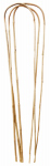 Bond Manufacturing SMG12025 Bamboo U Hoop, 4-Ft.