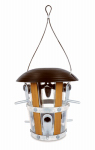 Natures Way Bird Products DF1 LED Lantern Bird Feeder
