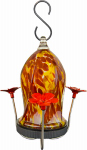 Natures Way Bird Products TJHF5 Hummingbird Feeder, Tulip