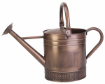 Panacea Products 84875 Watering Can, Brushed Copper, 2-Gal.