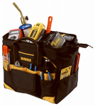 Custom Leathercraft DG5542 Tradesman's Tool Bag, 12-In.