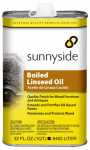 Sunnyside 87232 Boiled Linseed Oil, 1-Qt.