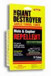 Atlas Chemical 410 Mole/Gopher Repellent, 10-Pack
