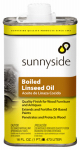 Sunnyside 87216 Boiled Linseed Oil, 1-Pt.
