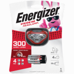 Eveready Battery HDB32E Vision Heavy Duty LED Headlamp, Multi Functions