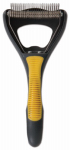 Petmate 65048 Gripsoft Dog Deshedding Tool