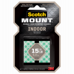 3M 311P Indoor Mounting Squares