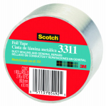 3M 3311-10A Scotch Foil Tape, 2-In. x 10-Yds.