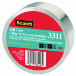 3M 3311-50A Foil Tape, 2-In. x 50-Yds.
