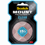 3M 410P Clear Mounting Tape