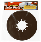 Camco Mfg 44664 5th-Wheel Lube Plate, 10-In.