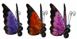 Forever Gifts DSS1500013T Solar Glass Butterfly