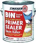 Zinsser & 0904 B.I.N. Primer Sealer, White, 1-Qt.