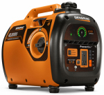 Generac Power Systems 6866 Portable Inverter Generator, 1,600-Watt