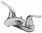 Homewerks Worldwide 62-B42HYCHBC-Z Lavatory Faucet With Pop-Up, Chrome Nickel Finish