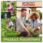 Schiele Graphics 2016 GREEN THUMB CATALOG GT 2016 Product Catalog
