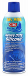 Crc Industries 06077 Marine Heavy Duty Silicone, 9-oz.