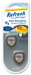 Energizer Battery 09135 Car Air Freshener Mini Oil Diffuser, New Car Scent, 2-Pk.