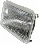 Federal Mogul/Champ/Wagner H4656BL Brite Lite Sealed Beam Auto Head Lamp, H4656BL