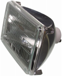 Federal Mogul/Champ/Wagner H6545 Halogen Sealed Beam Auto Head Lamp, H6545