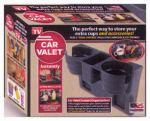 Norman Direct 00508 Car Valet Instant Organizer