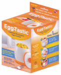 Allstar Marketing Group ET011112 Egg-Tastic Ceramic Microwave Egg Cooker