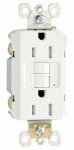 Pass & Seymour 1597TRWCC10 GFCI Receptacle, 15A, White