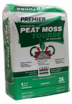 Premier Horticulture 0262P Sphagnum Peat Moss, 1-Cu. Ft.