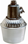 Heathco HZ-5652-AL Metal Halide Lantern, 100-Watt