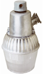 Heathco HZ-5660-AL High-Pressure Sodium Security Light, 70-Watt