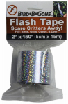 Bird B Gone MMAFT-SIL Flash Tape Bird Repellent, 2-In. x 150-Ft.