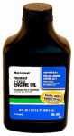 Arnold OL-28 2-Cycle Engine Oil, Advanced Blend, 32:1, 8-oz.