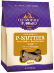 American Distribution & Mfg 10110 Dog Treats, P-Nuttier Biscuits, Large, 3.5-Lbs.