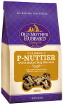 American Distribution & Mfg 10197 Dog Treats, P-Nuttier Biscuits, Mini, 20-oz.