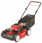 Mtd Products 12A-A2BU766 Self-Propelled Gas Lawn Mower, 3-n-1, 150cc Engine, 21-In.