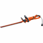Black & Decker HH2455 Twist Hedge Trimmer, 24-In.