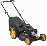 Husqvarna Outdoor Products PR160N21RH3 961320099 Gas Push Lawn Mower, 3-in-1, 160cc Engine, 21-In.