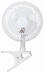 Midea International Trading FTW15-8HC Desk Clip Fan, 6-In.