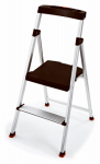 Tricam Industries RMA-2 Step Stool, 2-Step, Aluminum