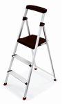 Tricam Industries RMA-3 Step Stool, 3-Step, Aluminum