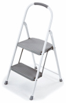 Tricam Industries RMS-2 Step Stool, 2-Step, Steel