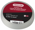 Oregon Cutting Systems 24-295-03 SpeedLoad Trimmer Line, .095-In., 3-Pk.