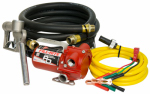 Tuthill RD812NH Portable Pump, 8 GPM, 12-Volt