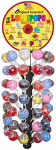 Original Gourmet Food NEW-120BLK Lollipop Display Kit